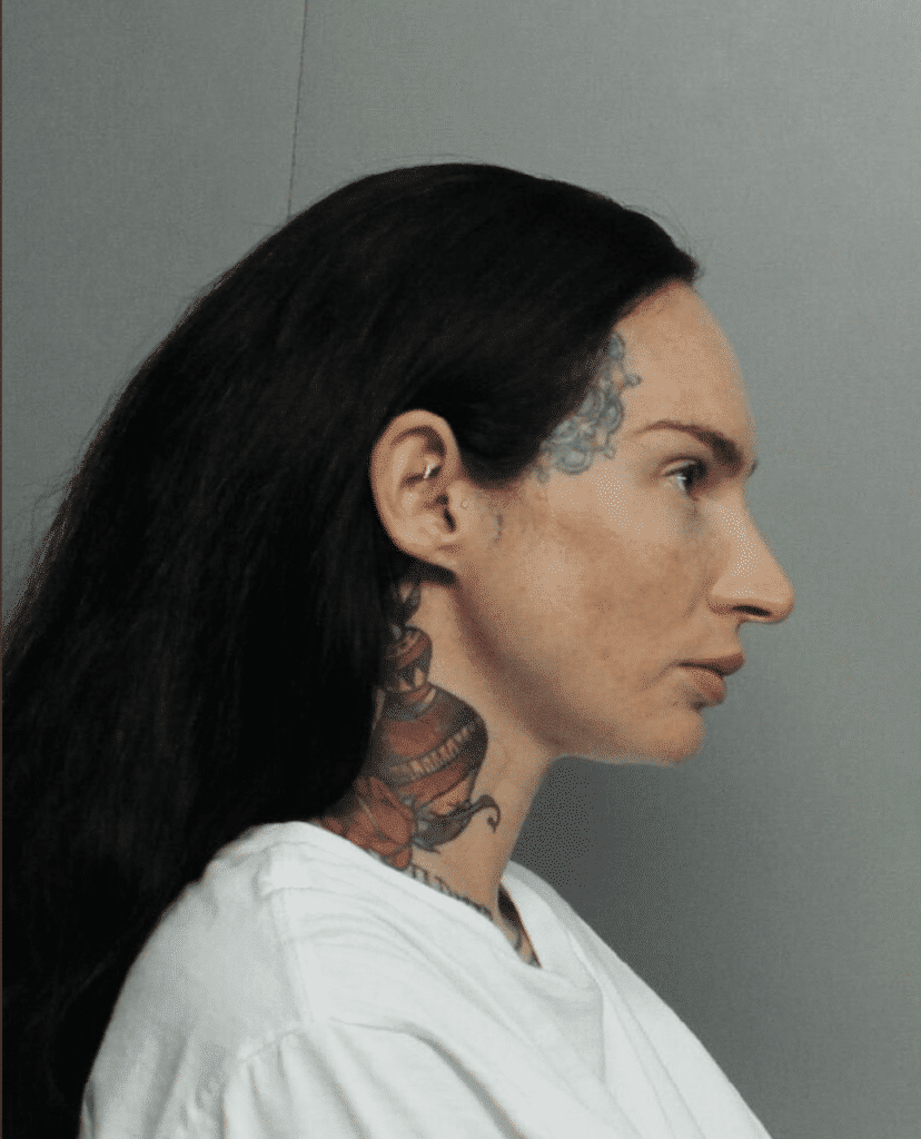 Mugshot photo of the person accused of a hit-and-run car accident in Miami